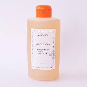 Velvet Wind - hranjivi losion za masnu kosu i kožu vlasišta